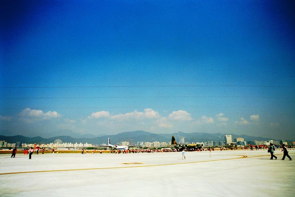 空軍の飛行場