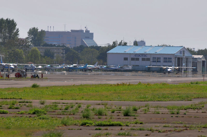 近所の空港