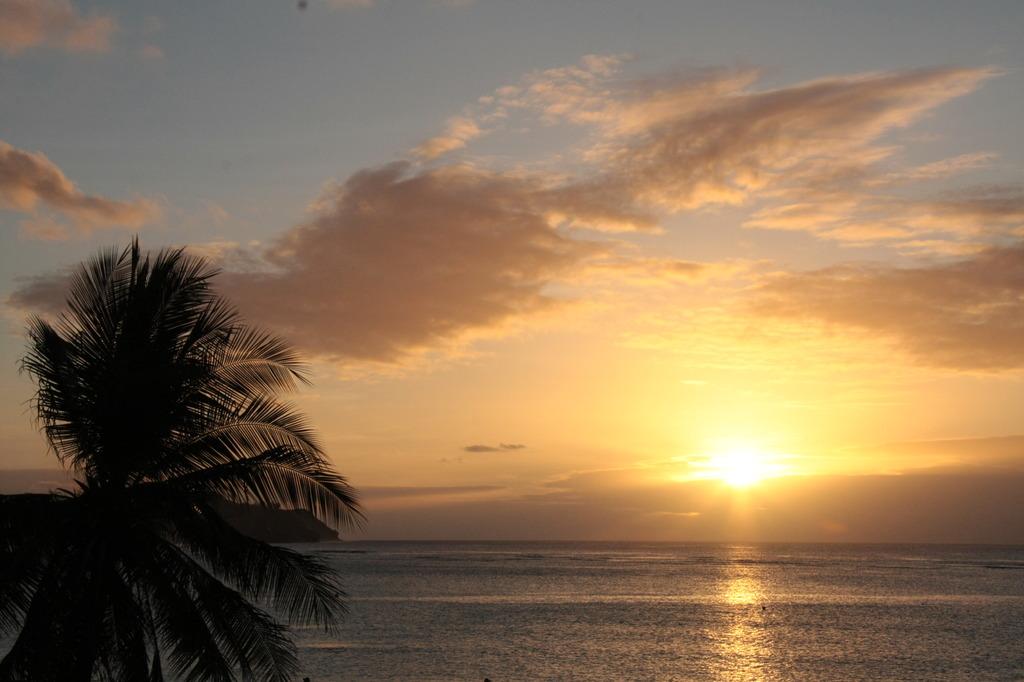 南の島の太陽は