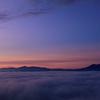 阿蘇大観峰の雲海