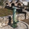 ヨーロッパの水道栓