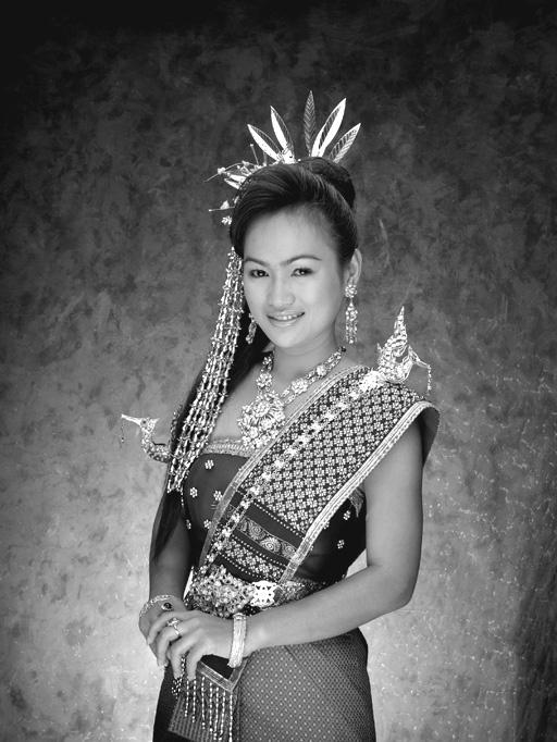 Thai natural woman