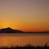 琵琶湖の夜明け2