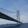 春の明石海峡大橋2