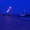 夕闇のみなと神戸