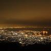 六甲アイランドと阪神高速湾岸線