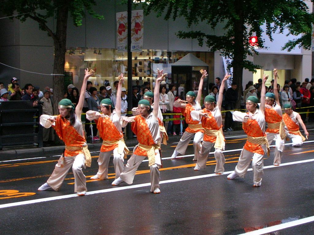 yosakoiそうらん祭り
