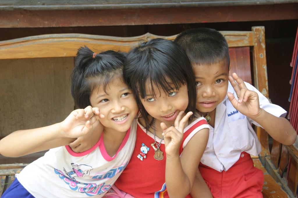 子供inベトナム