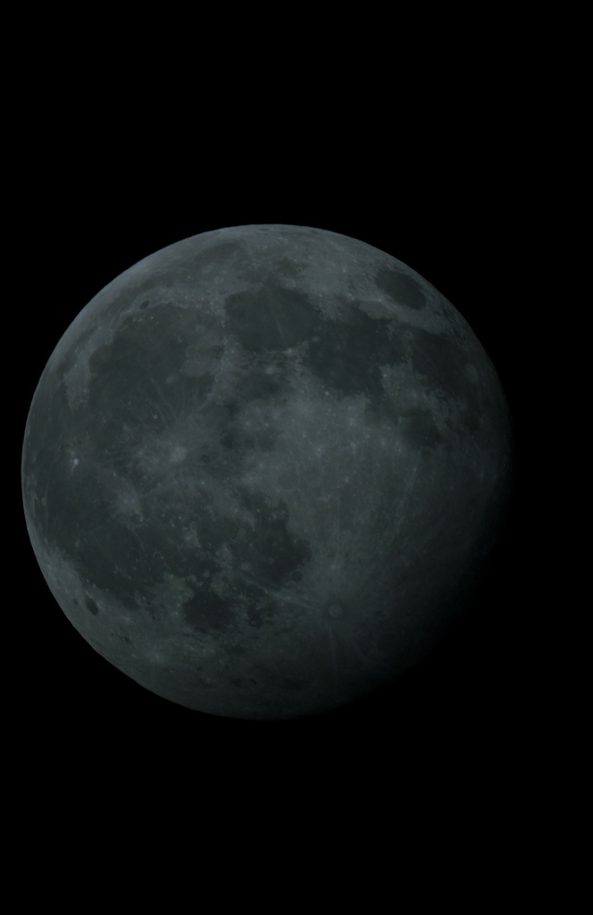 望郷 - 蒼い月