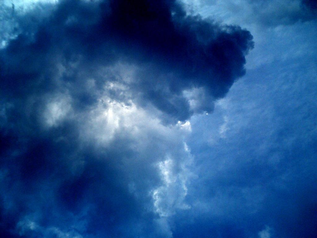 蒼の中の群青