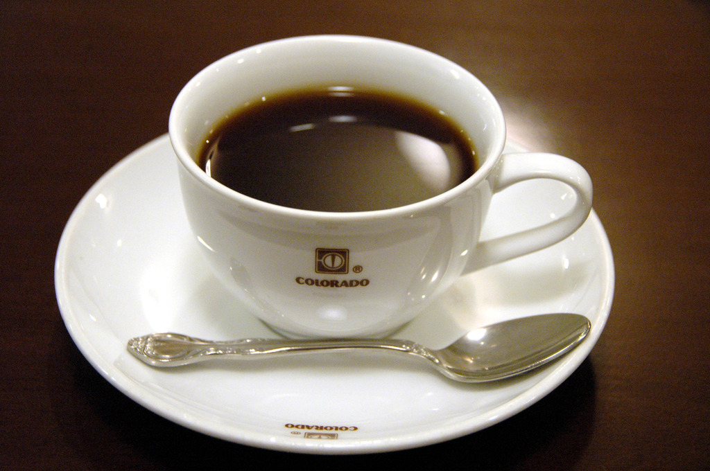 某チェーン店のブレンドコーヒー