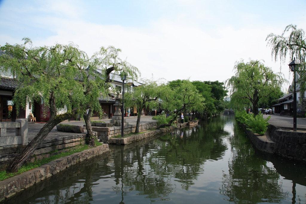 倉敷 美観地区1