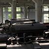 梅小路蒸気機関車館1