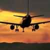 to land