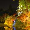 弘前公園 もみじまつり