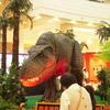 各務原イーオンの恐竜
