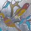 ガラスの中の小鳥