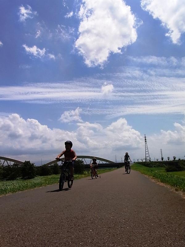 サイクリング気持ちいい