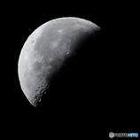 月齢22.0 下弦の月 二十三夜