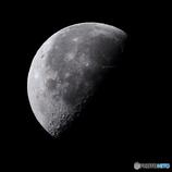 月齢21.0宵月