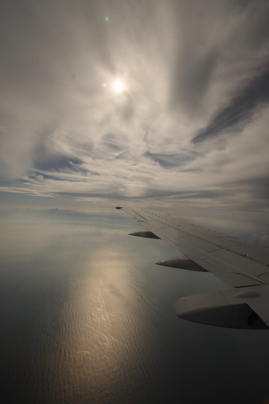 空・太陽・海
