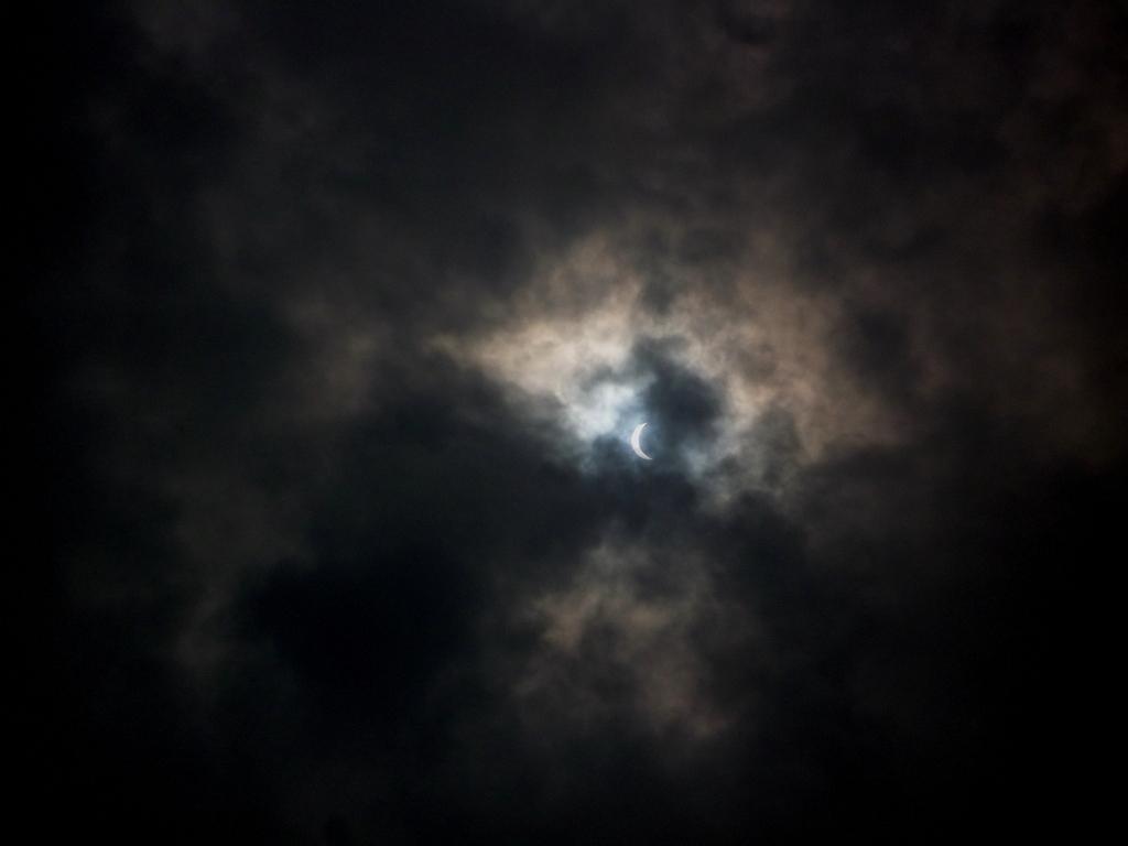 日蝕(香川県)