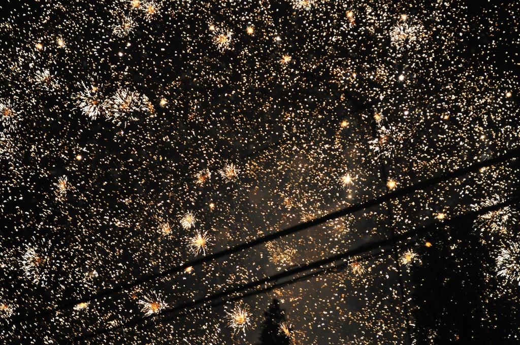 真夏の夜の銀河大会