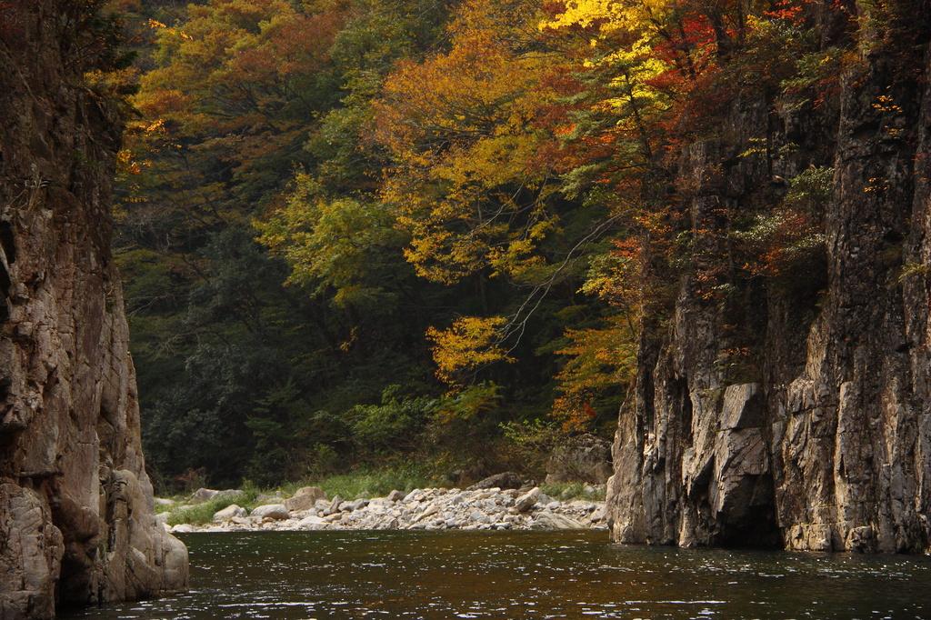三段峡~黒淵