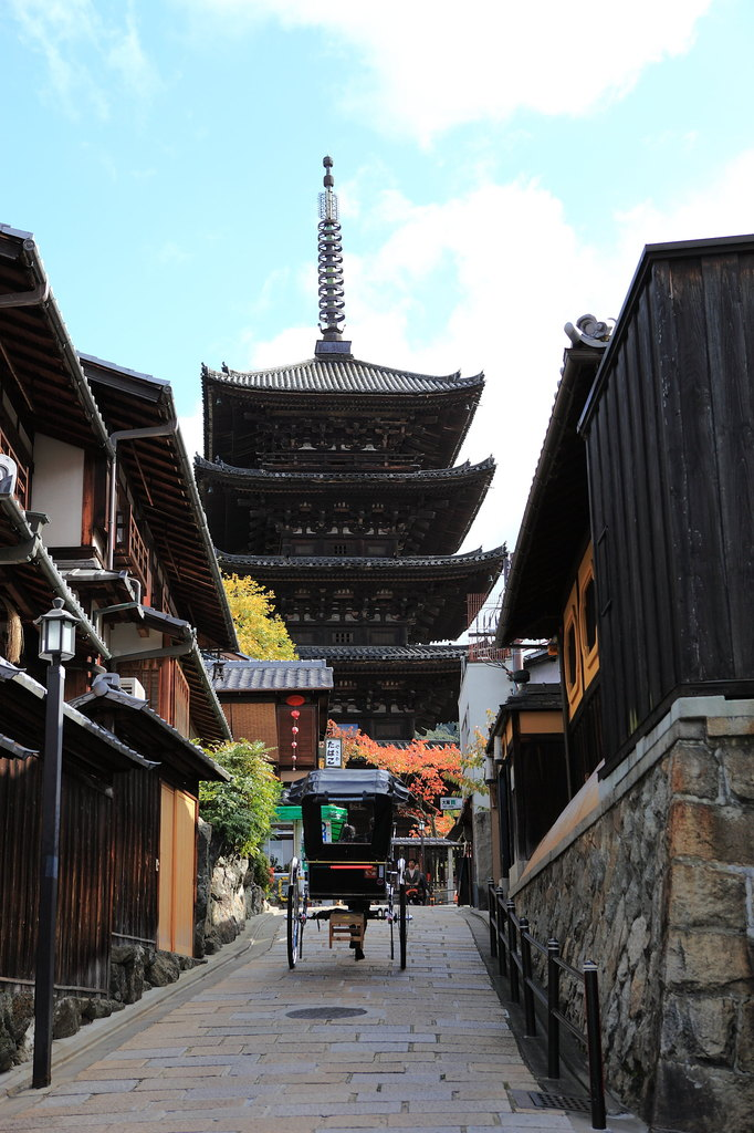 京都『八坂の塔』