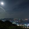 夜景 - 猪子山山頂展望広場