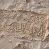 砂浜の定番