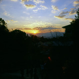 遠き山に日は落ちて