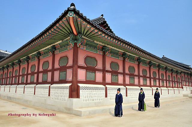 ソウルの世界遺産
