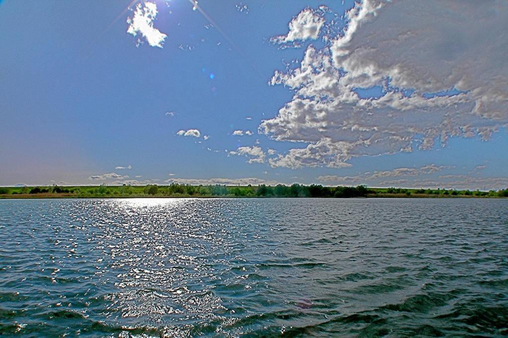 彩湖HDR