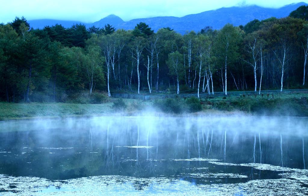 passeio lago yatsugatake