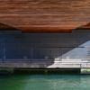 道頓堀の橋の下