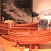 村上水軍船