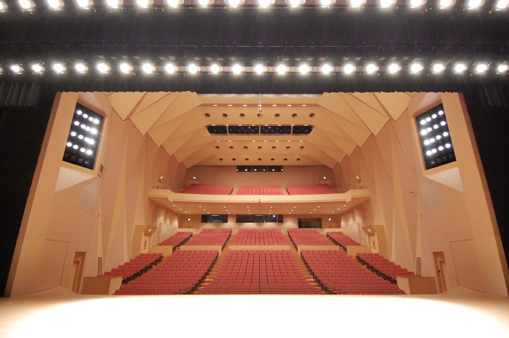 久慈市文化会館アンバーホール