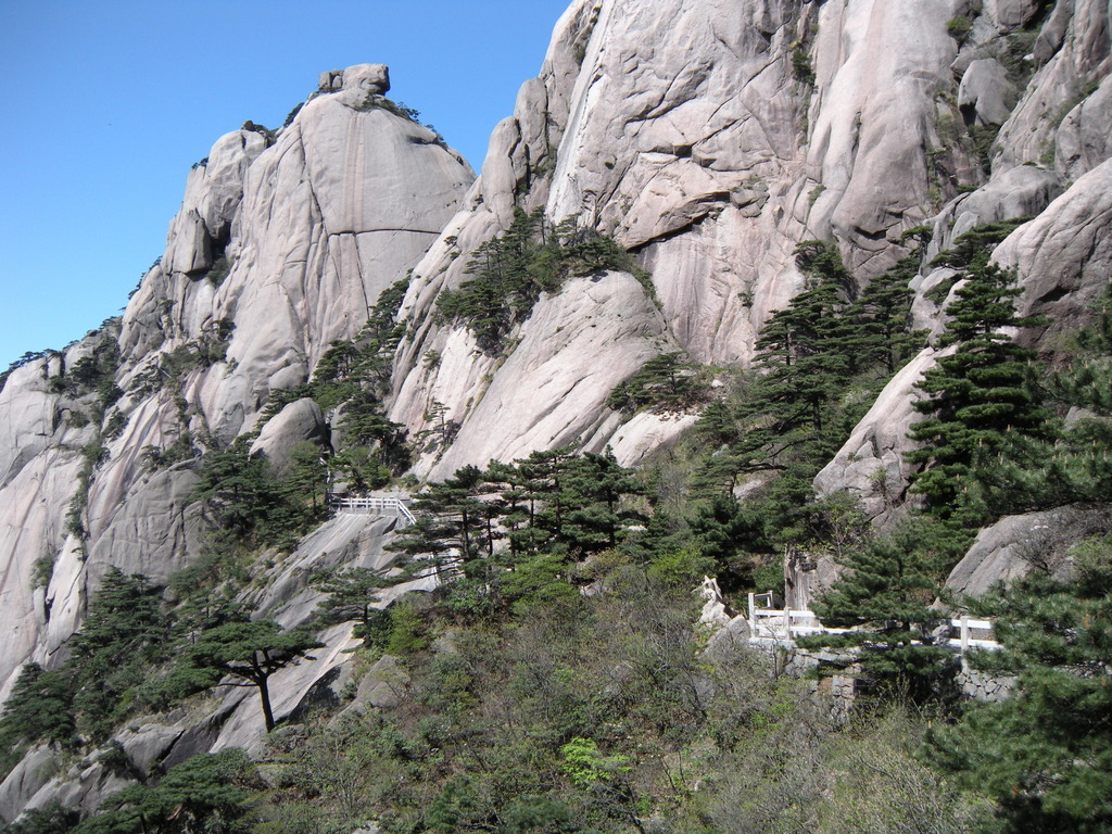 中国・黄山