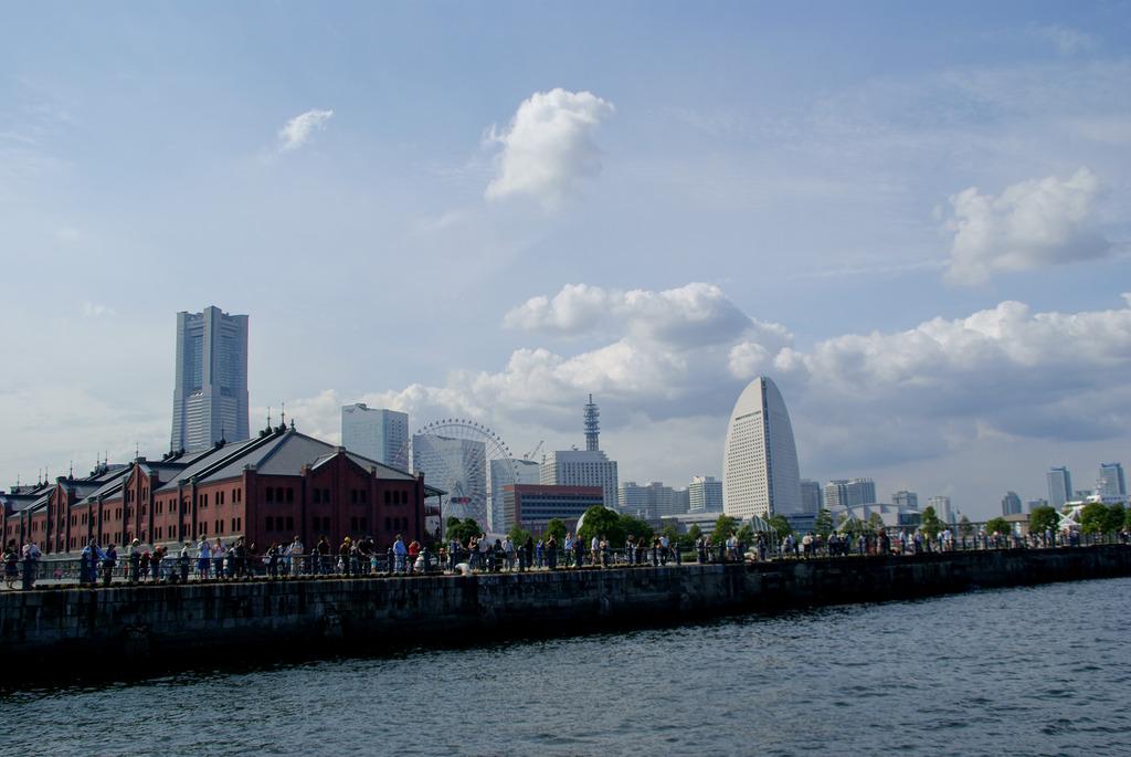 八景島×赤レンガ ライン1