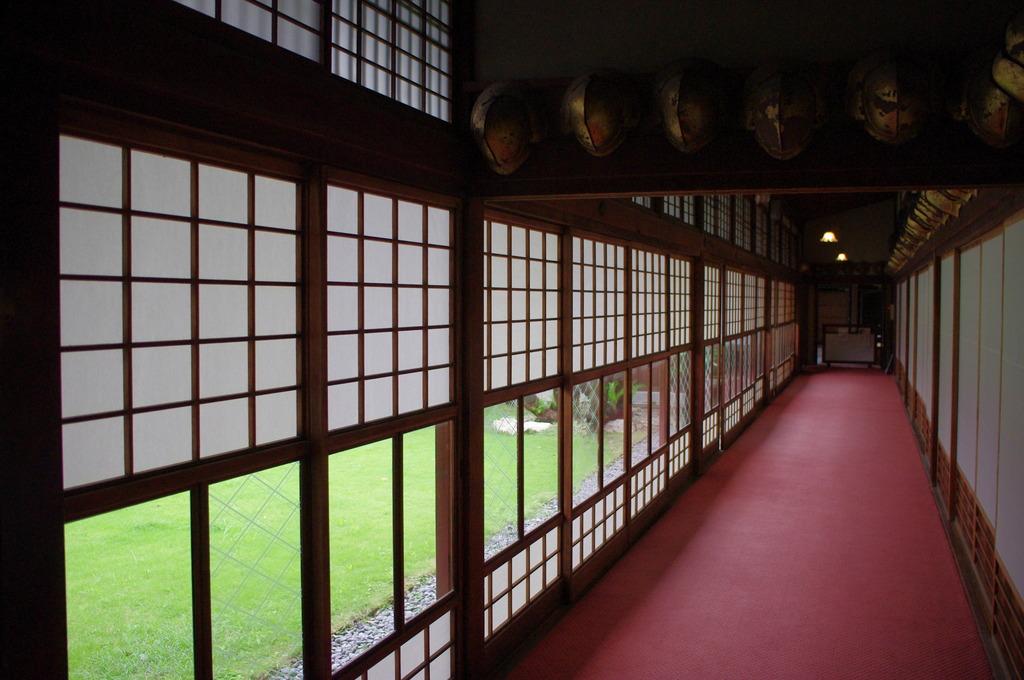 過去への廊下