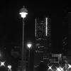 翳む街の灯
