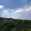 風車の見える風景