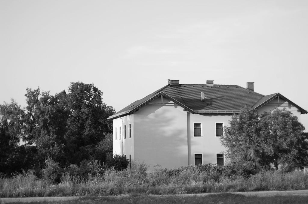 Ein Haus in Slovakei