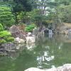 二条城 庭園池
