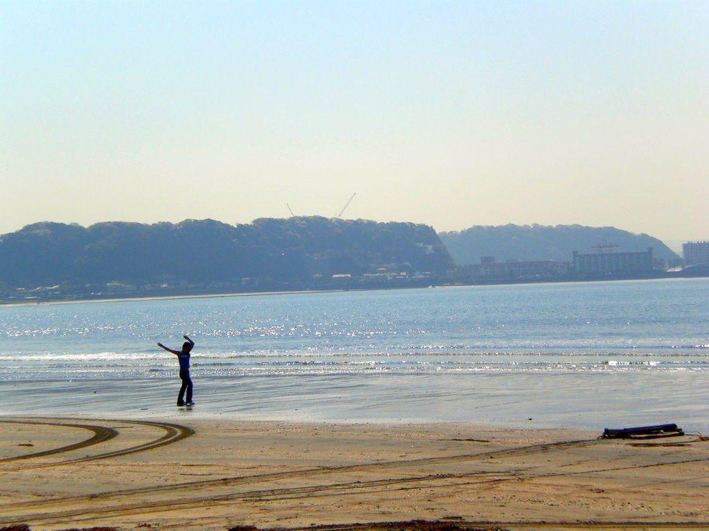 お散歩ビーチ