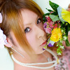 Face & Flowers