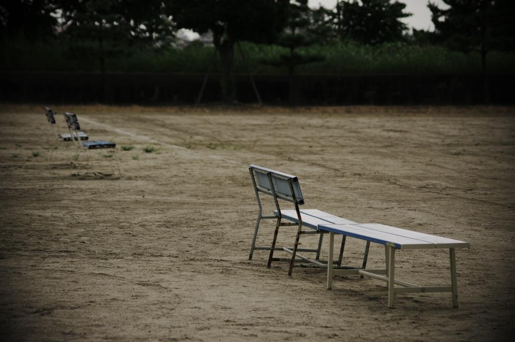 1995、最後のベンチ