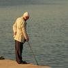 ある釣り人