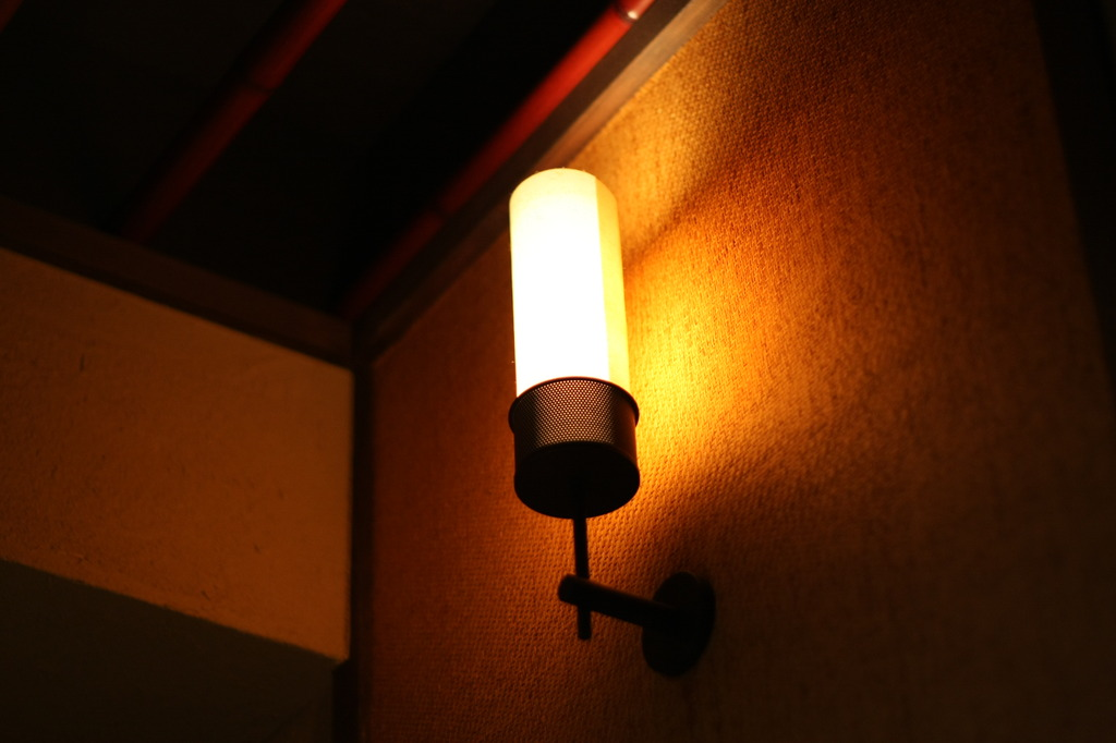 肉を照らす灯火